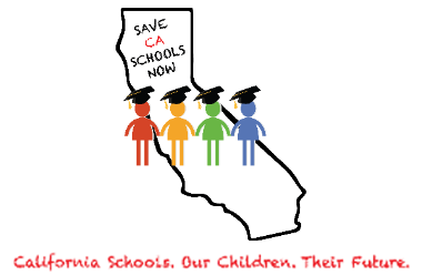 SAVE CALIFORNIA SCHOOLS